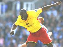Dan Shittu put Watford ahead