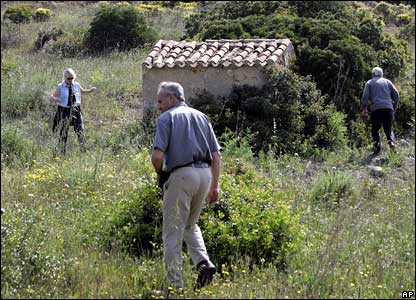 Search for Madeleine McCann