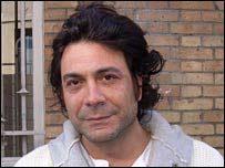 John Berrebi, 45, stage actor
