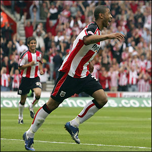 Leon Best scores Southampton's second