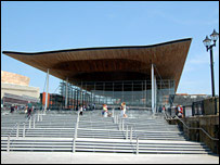 The Senedd
