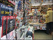 الصحف الفرنسية صبيحة فوز ساركوزي