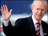 Sir Reg Empey