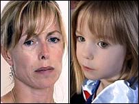 Kate McGann and daughter Madeleine