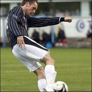 O'Brien opens the scoring