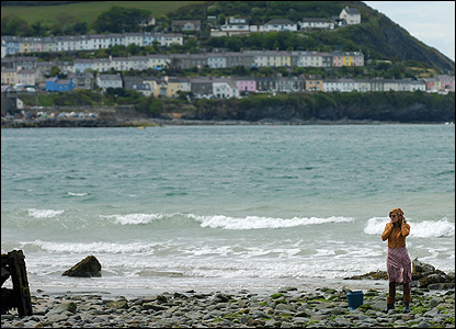 Filming is set to take place against the backdrop of Cardigan Bay for the next two or three weeks