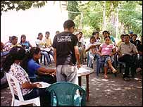 Civic education project in Suai