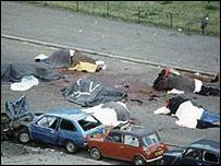 Hyde Park bombing in 1982