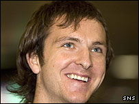 Scotland defender Andy Webster