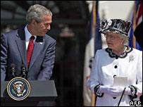 Когда дрожат коленки у американского президента