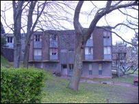 Dartington accommodation
