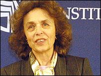 Leading Iranian-American academic Haleh Esfandiari