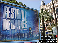 Advertising the 2004 festival