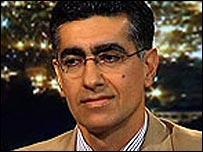 Babak Yektafar, Editor, Washington Prism