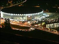 Helsinki Hartwall Arena