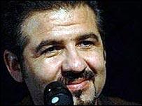 Aref Mohammadi, film critic, Toronto