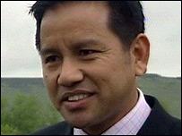 Councillor Dhan Gurung