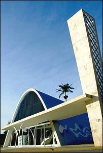 Iglesia Sao Francisco de Assis, Belo Horizonte. (Foto: Arquidi�cesis de Belo Horizonte)