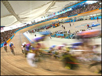 Artist's impression of Velodrome