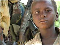 Child soldier