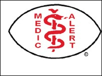 Medic Alert symbol