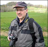 Yevgeny Ashikhmin, Narva journalist