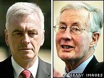 John McDonnell and Michael Meacher
