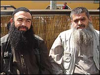 Former mujahideen fighters