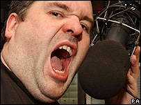 DJ Chris Moyles