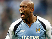 Trevor Sinclair will leave Manchester City