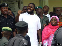 Muhajid Dokubo-Asari on trail for treason in Abuja