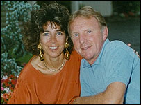 Stephanie and Bobby Moore