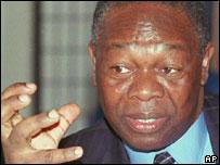 Ambassador Boniface Chidyausiku
