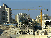 Maale Adumim settlement bloc east of Jerusalem