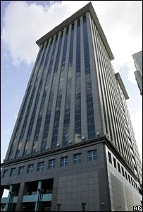 Yukos headquarters Moscow