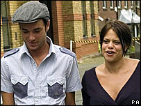 Jack Tweed and Jade Goody