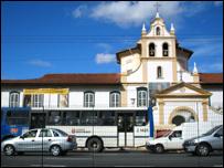 Monasterio de la Luz