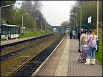 Runcorn East Station