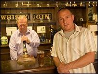 Smoke free pub - TV ad image