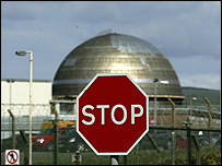 Sellafield and sign