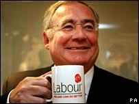Labour Party leader Pat Rabbitte