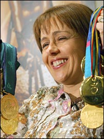 Tanni Grey-Thompson has won 16 Paralympic medals including 11 gold