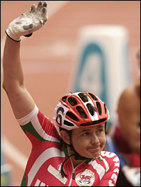 Tanni Grey-Thompson has been competing for 22 years