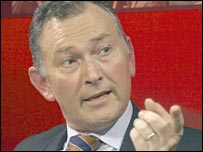 Premier League chief executive Richard Scudamore