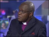 Bishop Sentamu