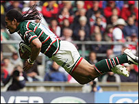 Alesana Tuilagi scores his second try
