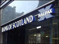 HBOS signs