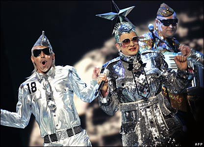 Ukraine at Eurovision 2007