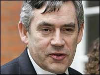 Chancellor Gordon Brown