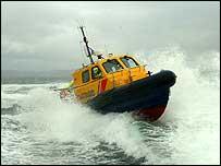 Coastguard/Pic: John Dobbie